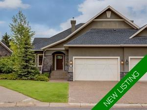 Elbow Valley Duplex for sale:  3 bedroom 2,104 sq.ft. (Listed 2019-06-24)